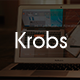 Krobs - Personal  Onepage Responsive Template - ThemeForest Item for Sale