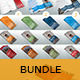 Bundle Trifold Brochure Multicolor - GraphicRiver Item for Sale