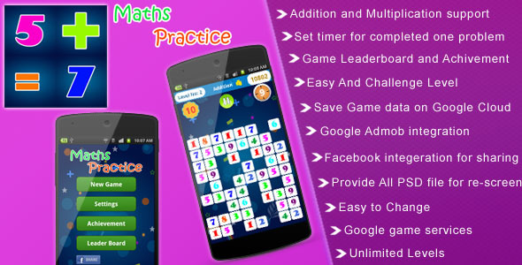 Download Maths Practice nulled download