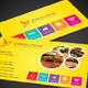 Food Business Card  - GraphicRiver Item for Sale