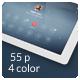 Flat Tablet UI KIT 2 - GraphicRiver Item for Sale