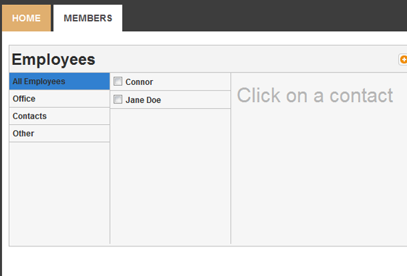 TutsPlus Create a Contact Manager with jQuery and CodeIgniter 118717