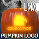 Pumpkin Logo Carved - VideoHive Item for Sale