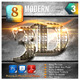 8 Modern 3D Exclusive Edition Vol.3 - GraphicRiver Item for Sale