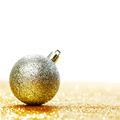 Glitter christmas ball - PhotoDune Item for Sale