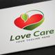 Love Care Logo - GraphicRiver Item for Sale