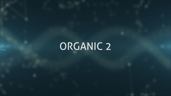 Organic Glitch Titles 2