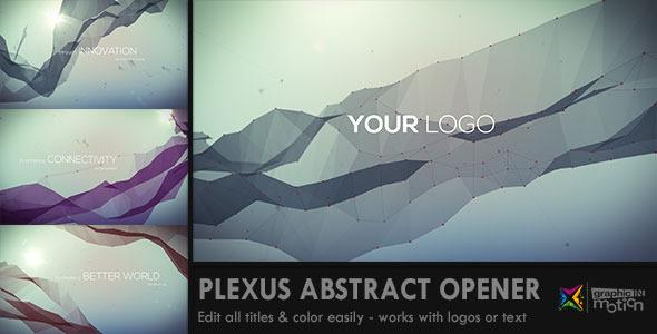 Plexus Abstract Opener