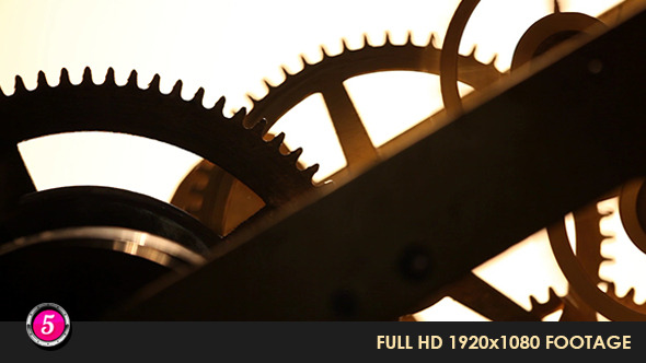 Clock Mechanism 255