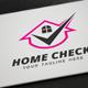 Home Check Logo - GraphicRiver Item for Sale