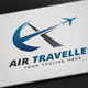 Air Traveller Logo - GraphicRiver Item for Sale