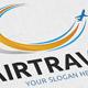 Air Travel Logo - GraphicRiver Item for Sale