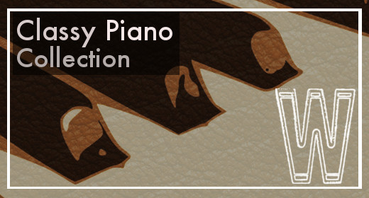 Classy Piano Collection