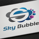Sky Bubbles Logo - GraphicRiver Item for Sale