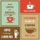 Coffee Mini Poster Set - GraphicRiver Item for Sale
