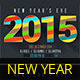 New Year Facebook Timeline - GraphicRiver Item for Sale