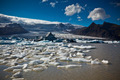 Jokulsarlon Glacier Lagoon in Vatnajokull National Park, Iceland - PhotoDune Item for Sale