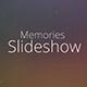 Memories Slideshow - VideoHive Item for Sale