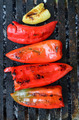 Peppers on grill - PhotoDune Item for Sale