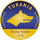 Turania - Simple Sticky Footer - CodeCanyon Item for Sale