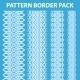 Pattern Border Pack - GraphicRiver Item for Sale