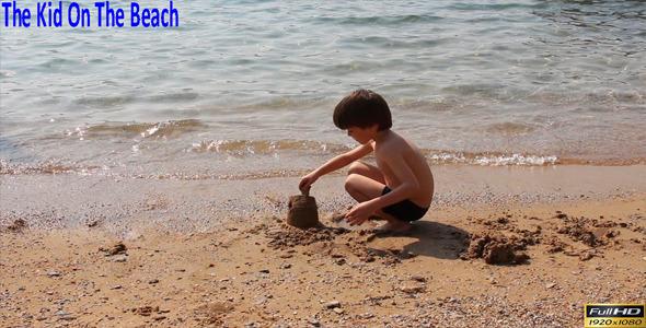 The Kid On The Beach