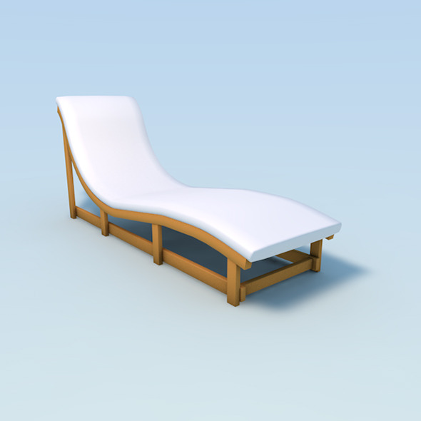 3DOcean Lounge Chair 9222704