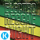 Electro Reggae Night Flyer - GraphicRiver Item for Sale