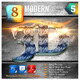 8 Modern 3D Exclusive Edition Vol.5 - GraphicRiver Item for Sale