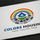 Colors Housing Logo - GraphicRiver Item for Sale