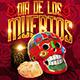 Dia De Los Muertos Flyer Template - GraphicRiver Item for Sale