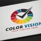 Color Vision Logo - GraphicRiver Item for Sale