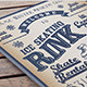 Ice Skating Rink Flyer & Invitation - GraphicRiver Item for Sale