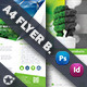 Green Energy Flyer Bundle Templates - GraphicRiver Item for Sale