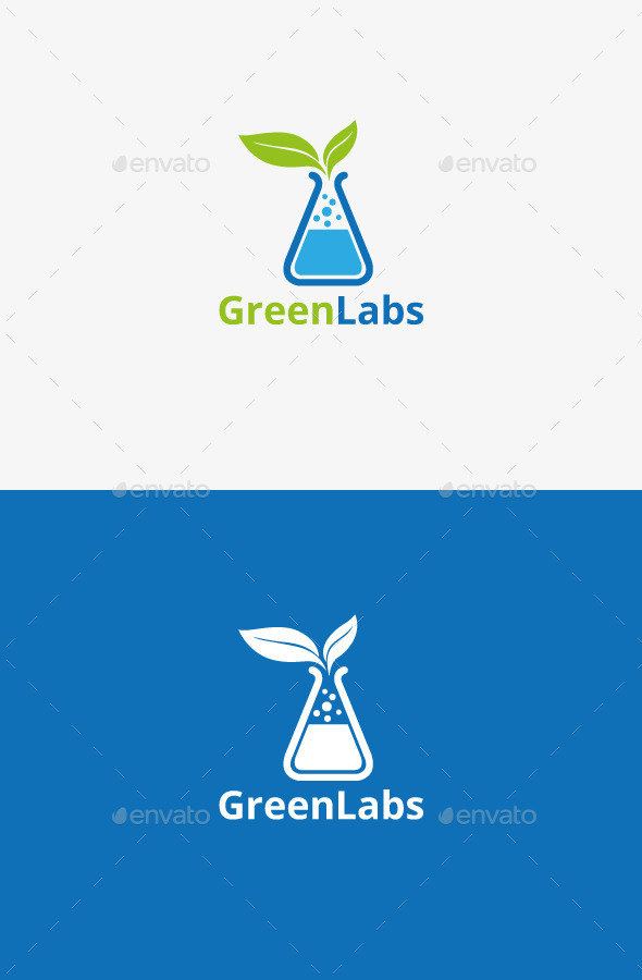 GraphicRiver Green Labs 9223948