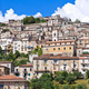 Panoramic view of Padula. Campania. Italy. - PhotoDune Item for Sale