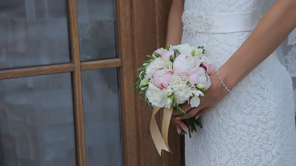 Wedding bridal bouquet 2