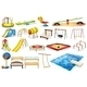 Playground Equipments - GraphicRiver Item for Sale