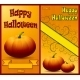 Set of Happy Halloween Backgrounds. - GraphicRiver Item for Sale