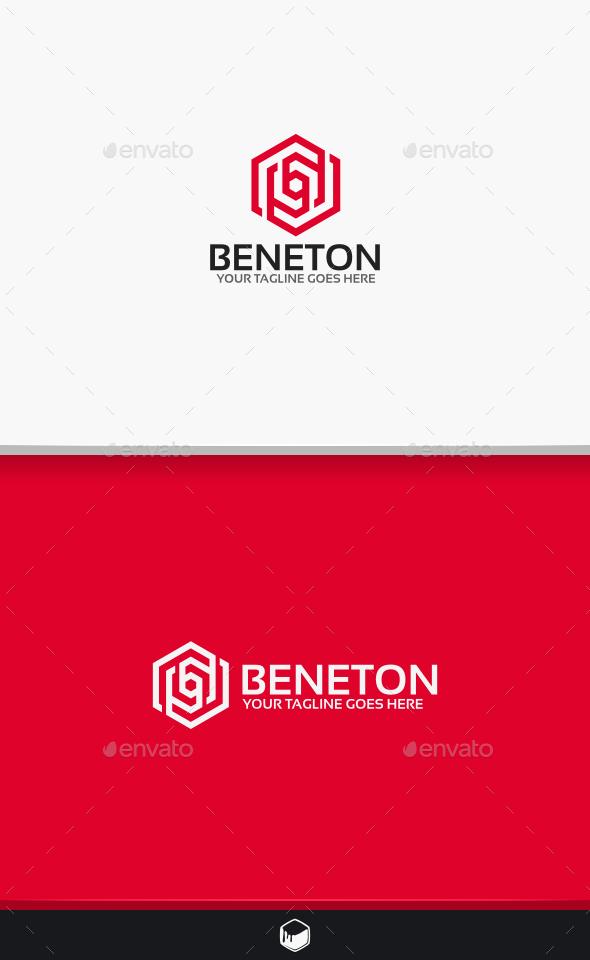 GraphicRiver Beneton Logo 9225050