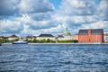 The Larsens Plads in Copenhagen. - PhotoDune Item for Sale