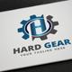 Hard Gear Logo - GraphicRiver Item for Sale