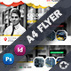 Cloud System Flyer Templates - GraphicRiver Item for Sale