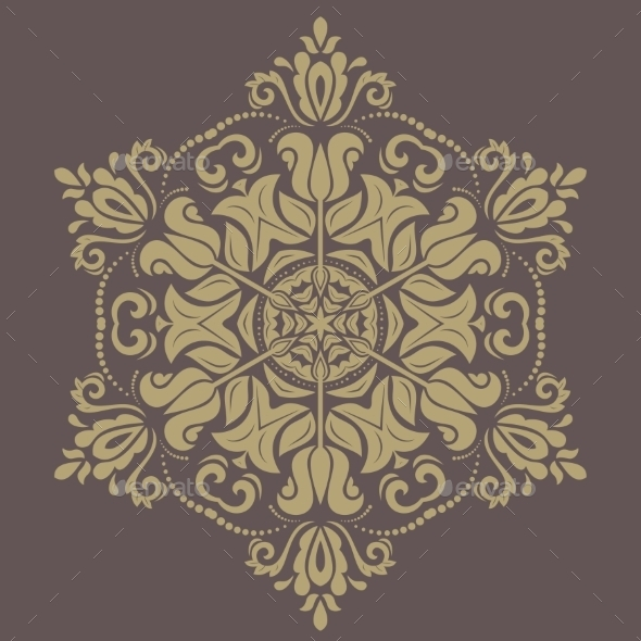 GraphicRiver Orient Pattern Abstract Background 9225696
