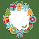 Christmas Frame - GraphicRiver Item for Sale