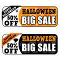 Halloween big sale banners - PhotoDune Item for Sale