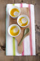 baked organic eggs with butter - PhotoDune Item for Sale