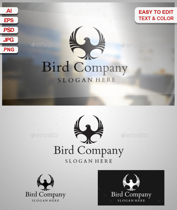 GraphicRiver Bird Company 9227306