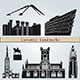 Coventry Landmarks and Monuments - GraphicRiver Item for Sale