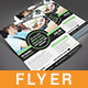 Driving School Flyer Template - GraphicRiver Item for Sale